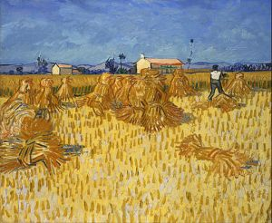 512px-Vincent_Van_Gogh_-_Corn_Harvest_in_Provence_-_Google_Art_Project