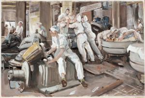 The_Dough_Room_-_Aldershot_Command_Bakery_Art.IWMARTLD3523