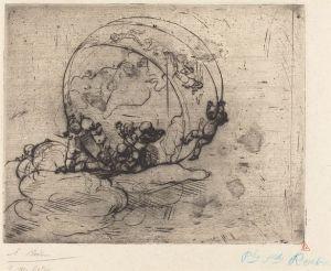 585px-Auguste_Rodin_-_Les_Amours_Conduisant_le_Monde